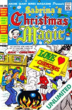 Sabrina's Christmas Magic (Archie Giant Series #196) #1