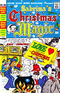 Sabrina's Christmas Magic (Archie Giant Series #196) #1