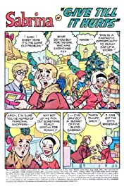 Sabrina's Christmas Magic (Archie Giant Series #207) #2