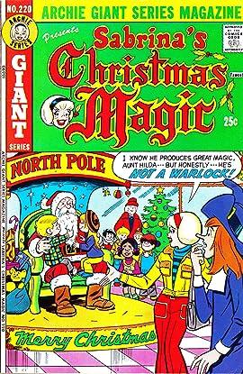 Sabrina's Christmas Magic (Archie Giant Series #220) #3