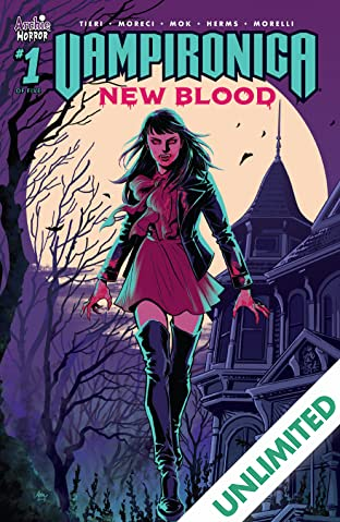 Vampironica: New Blood #1