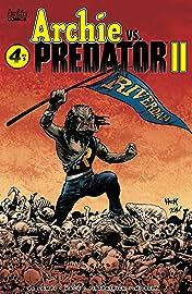 Archie vs Predator 2 #4