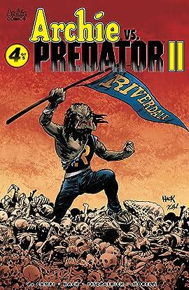 Archie vs. Predator 2 No.4