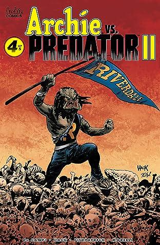 Archie vs Predator 2 No.4