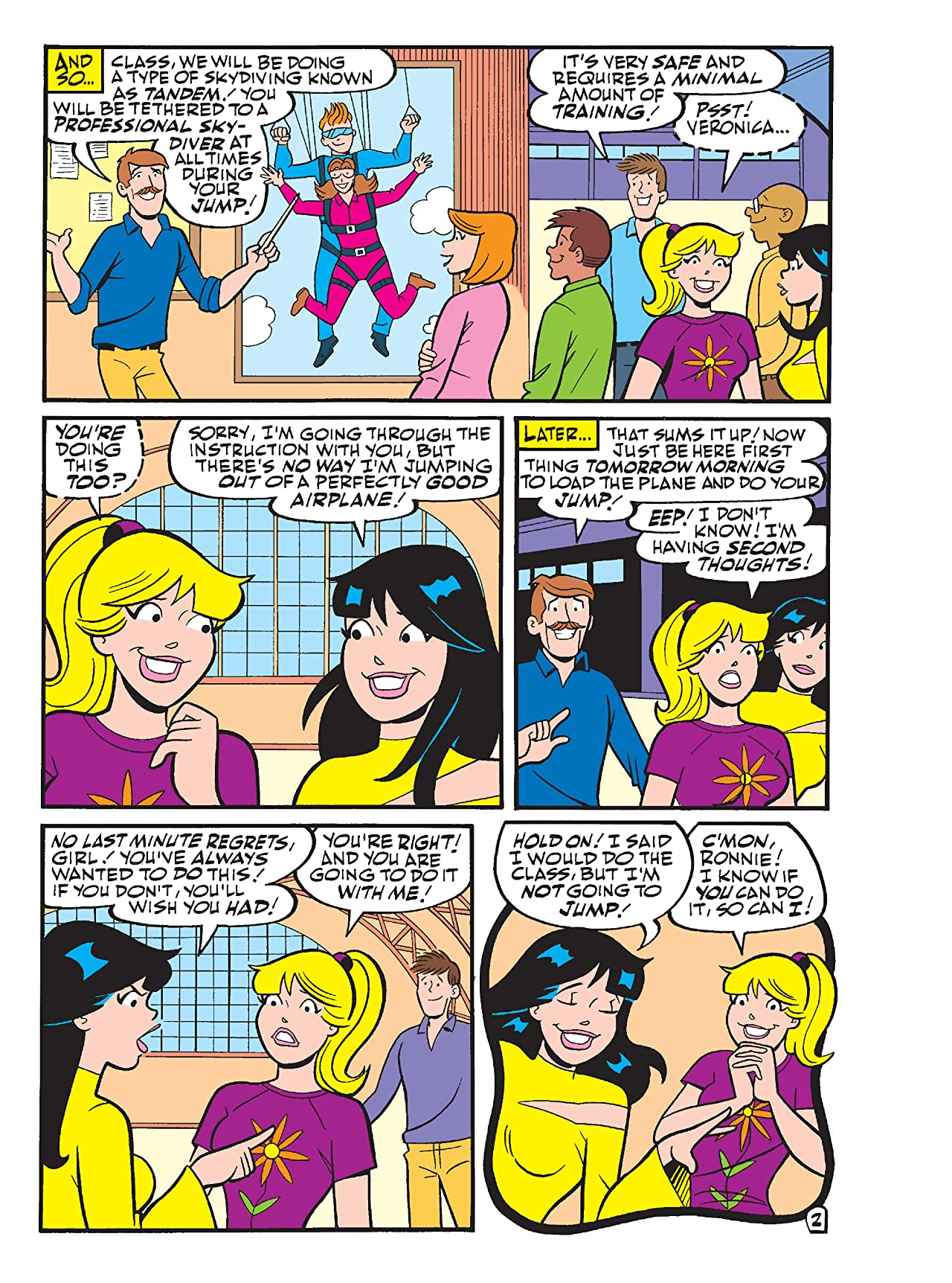 Betty & Veronica Double Digest #279
