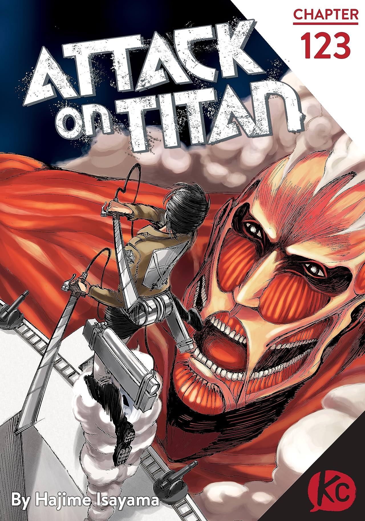 Attack on Titan #123