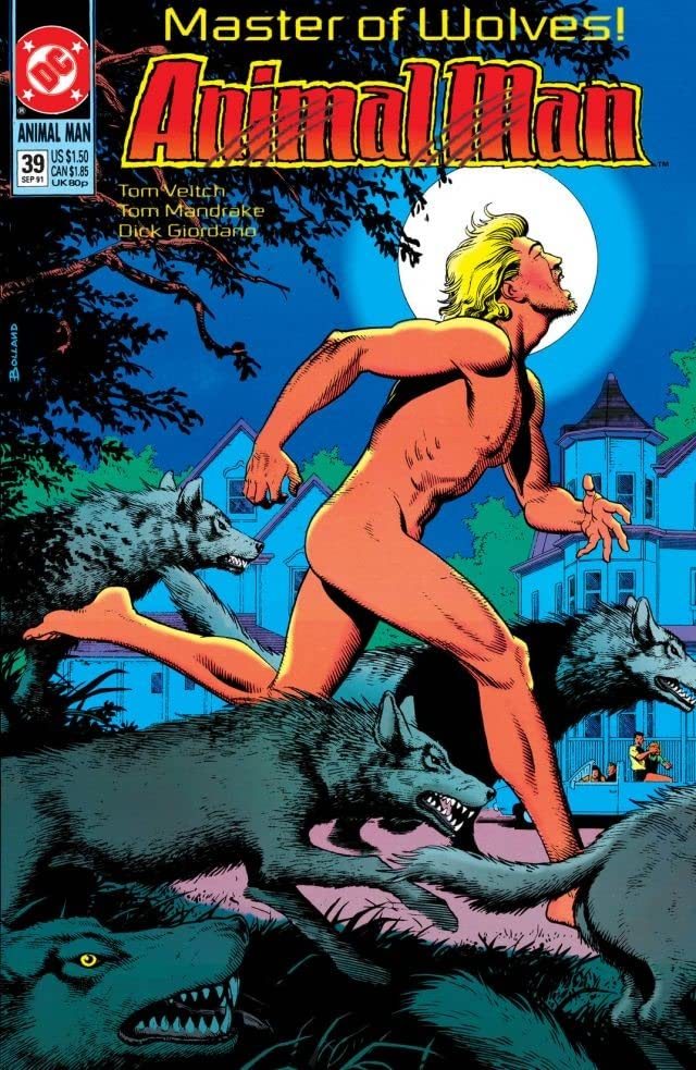 Animal Man (1988-1995) #39