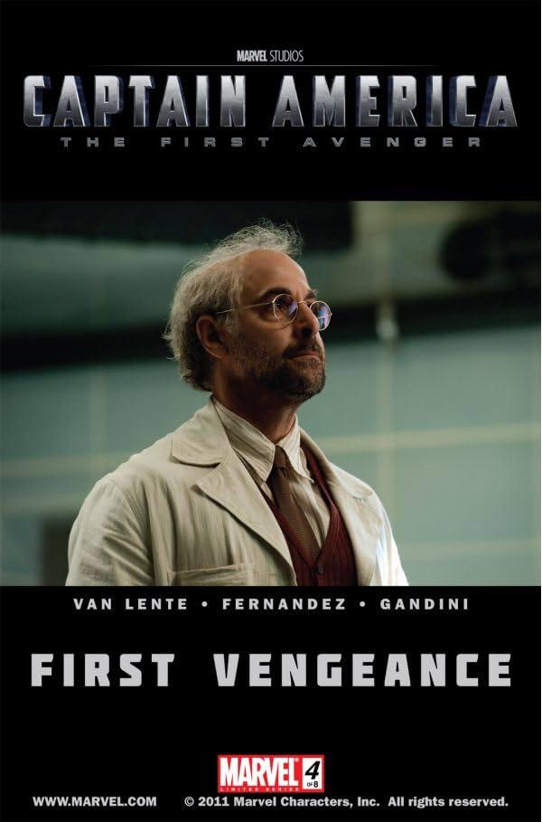 Captain America: The First Avenger #4: First Vengeance