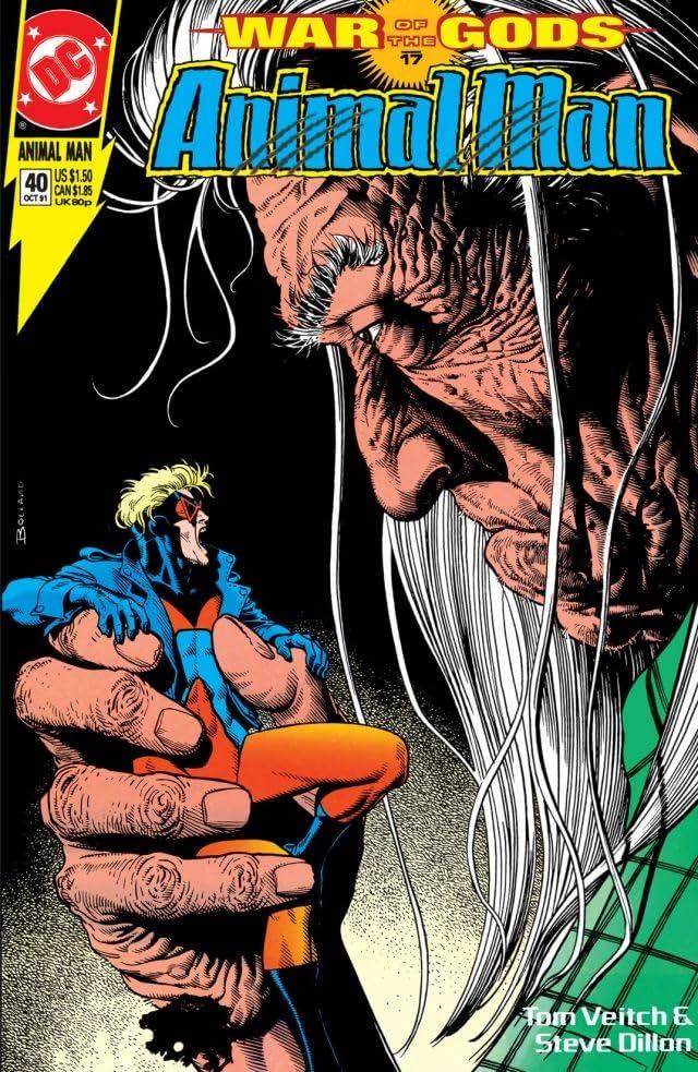 Animal Man (1988-1995) #40
