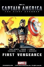 Captain America: The First Avenger #5: First Vengeance