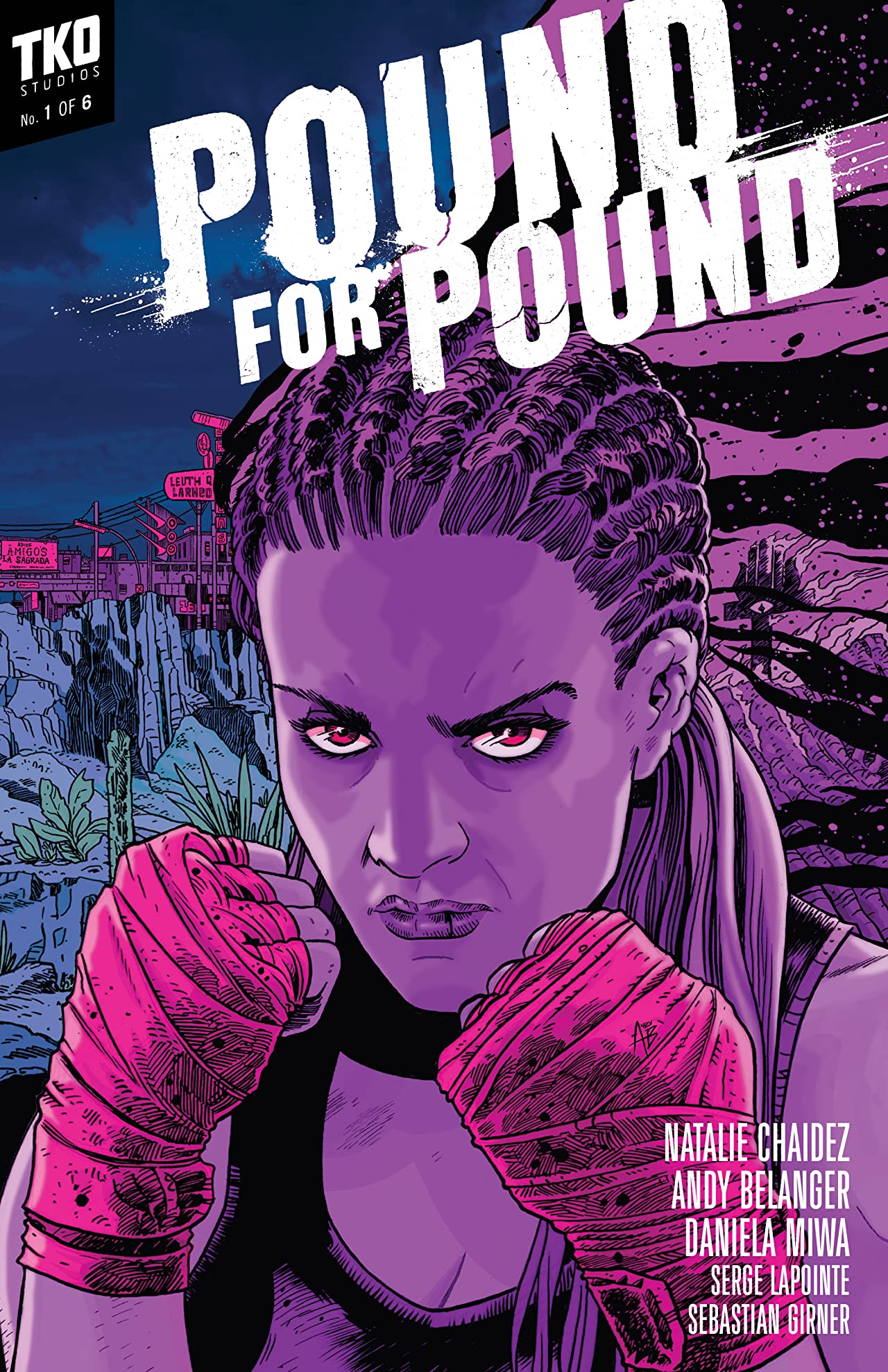 Pound for Pound #1