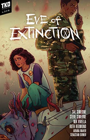 Eve of Extinction No.3