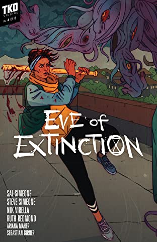 Eve of Extinction No.4