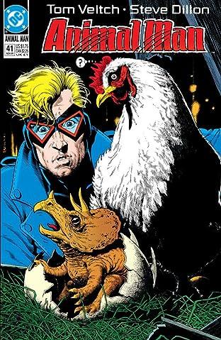Animal Man (1988-1995) #41