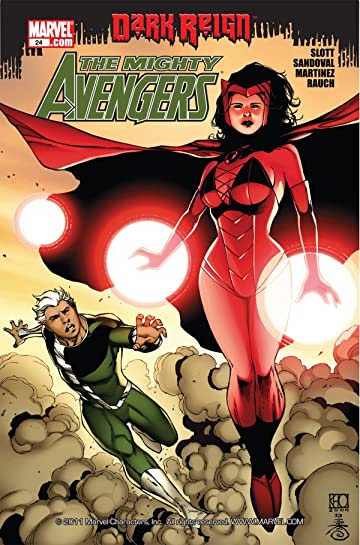 Mighty Avengers (2007-2010) #24