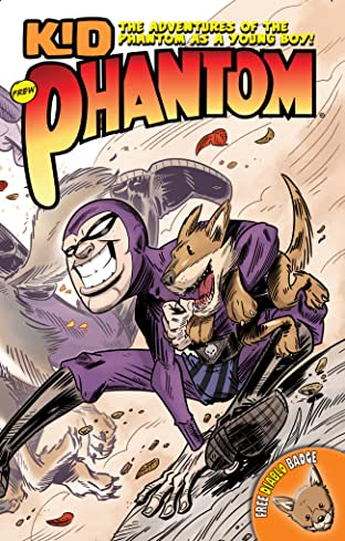 Kid Phantom #07