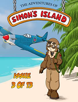 The Adventures of Simon's Island #3