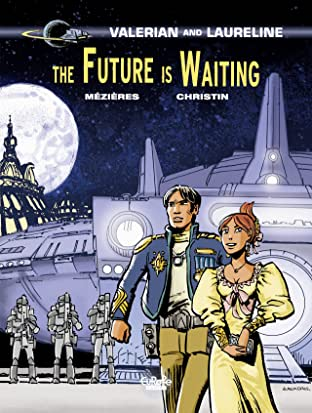 Valerian Tome 23: The Future is Waiting