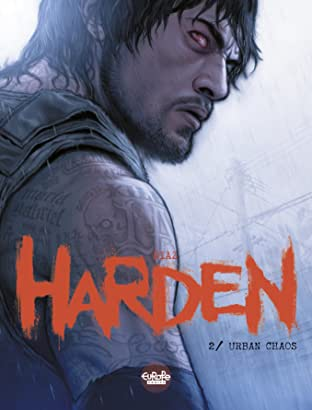 Harden Tome 2: Urban Chaos