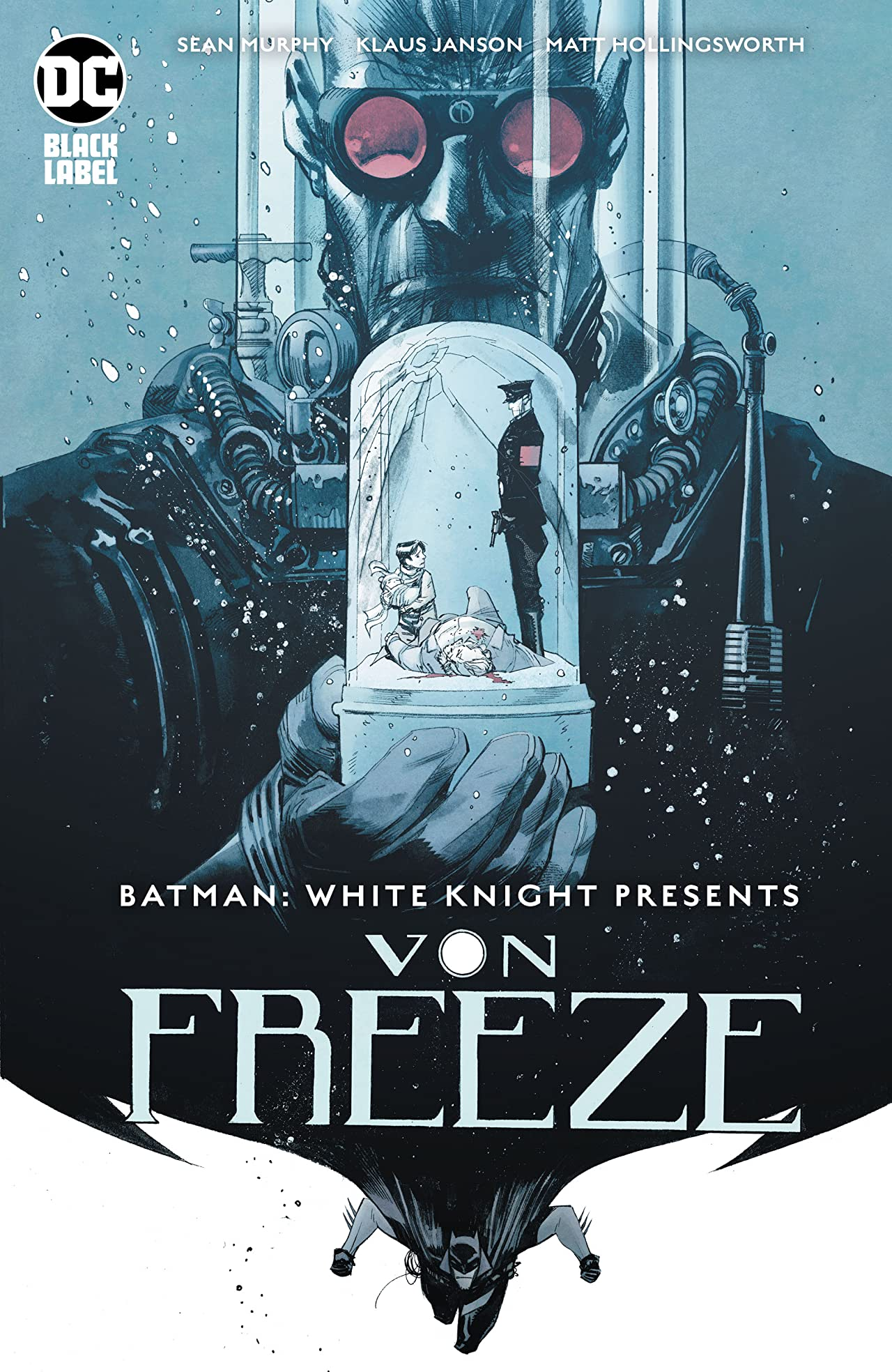 Batman: White Knight Presents Von Freeze (2019) No.1