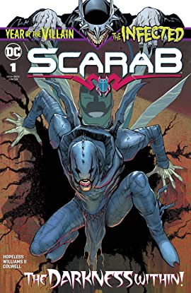 The Infected: Scarab (2019) #1