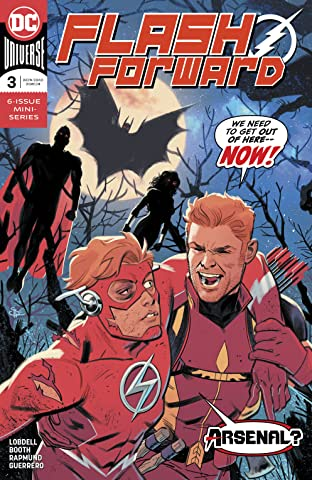 Flash Forward (2019-) #3