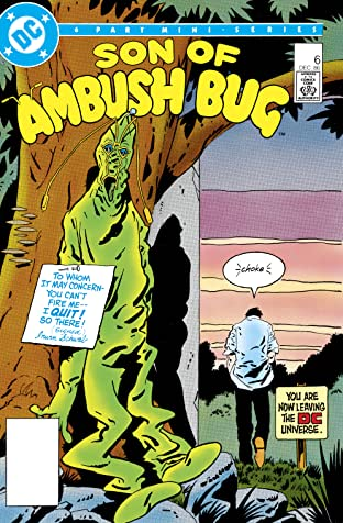 Son of Ambush Bug (1986) #6