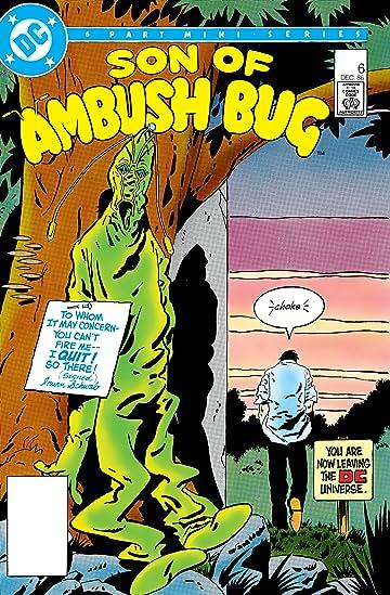 Son of Ambush Bug (1986) #6