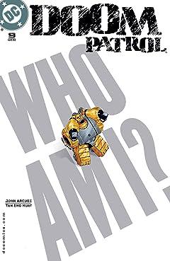 Doom Patrol (2001-2003) No.9