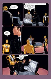 Doom Patrol (2001-2003) #9