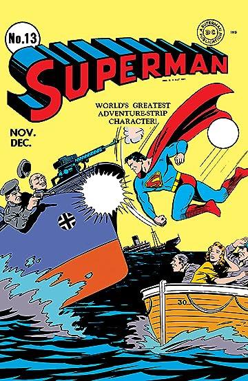 Superman (1939-2011) #13