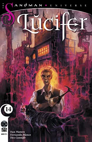 Lucifer (2018-) No.14