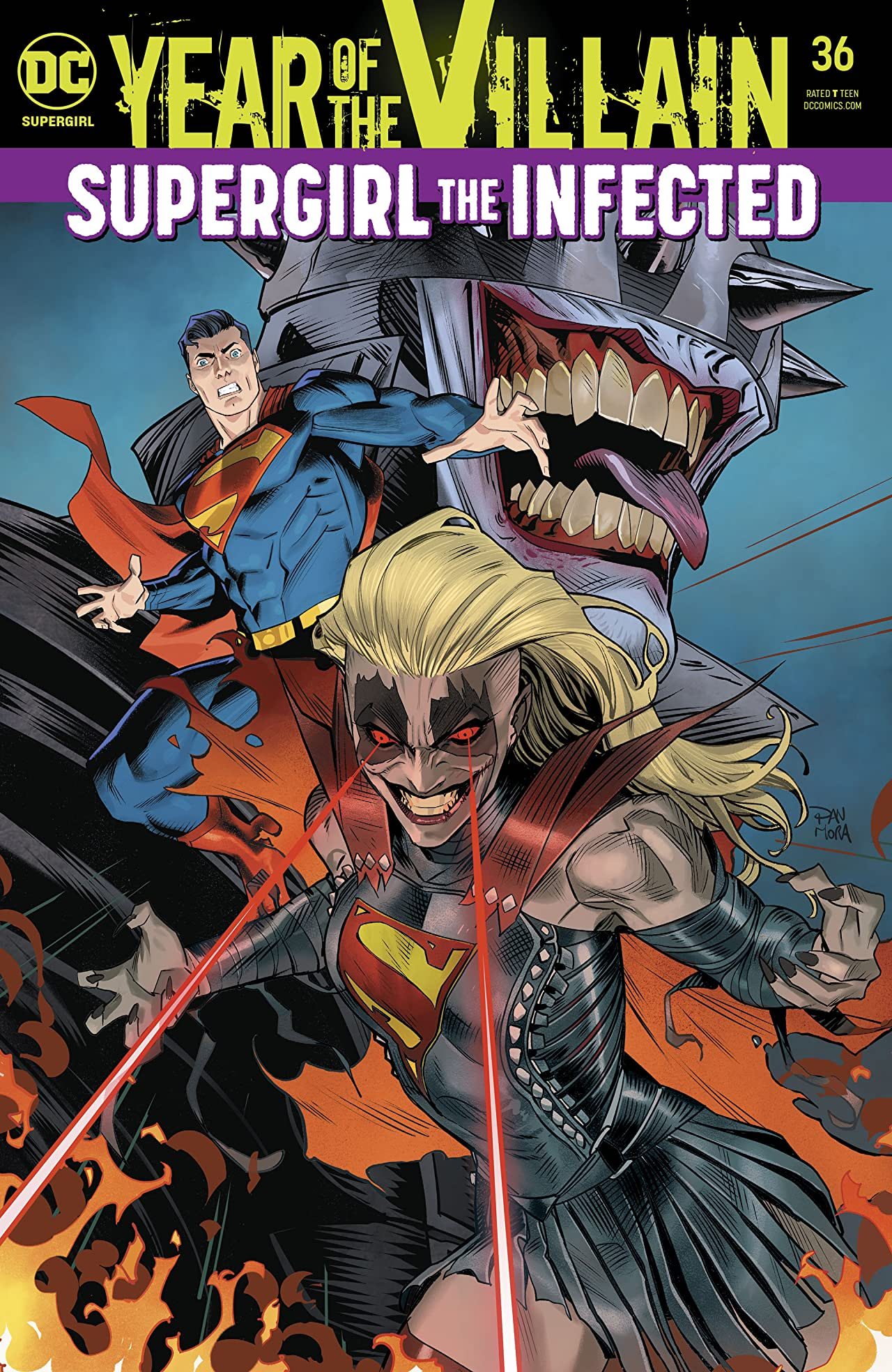 Supergirl (2016-) No.36
