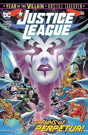 Justice League (2018-) #36