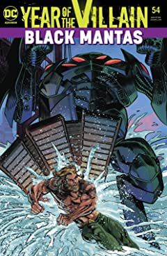 Aquaman (2016-) #54