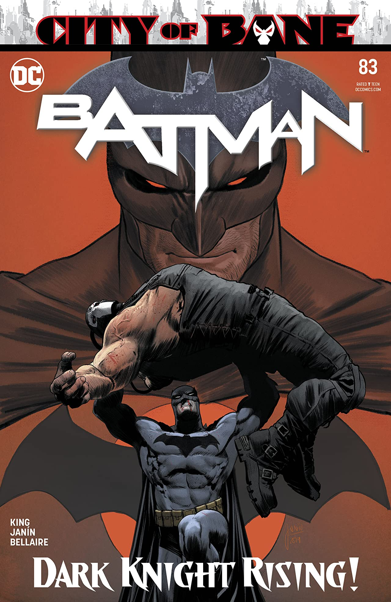 Batman (2016-) No.83