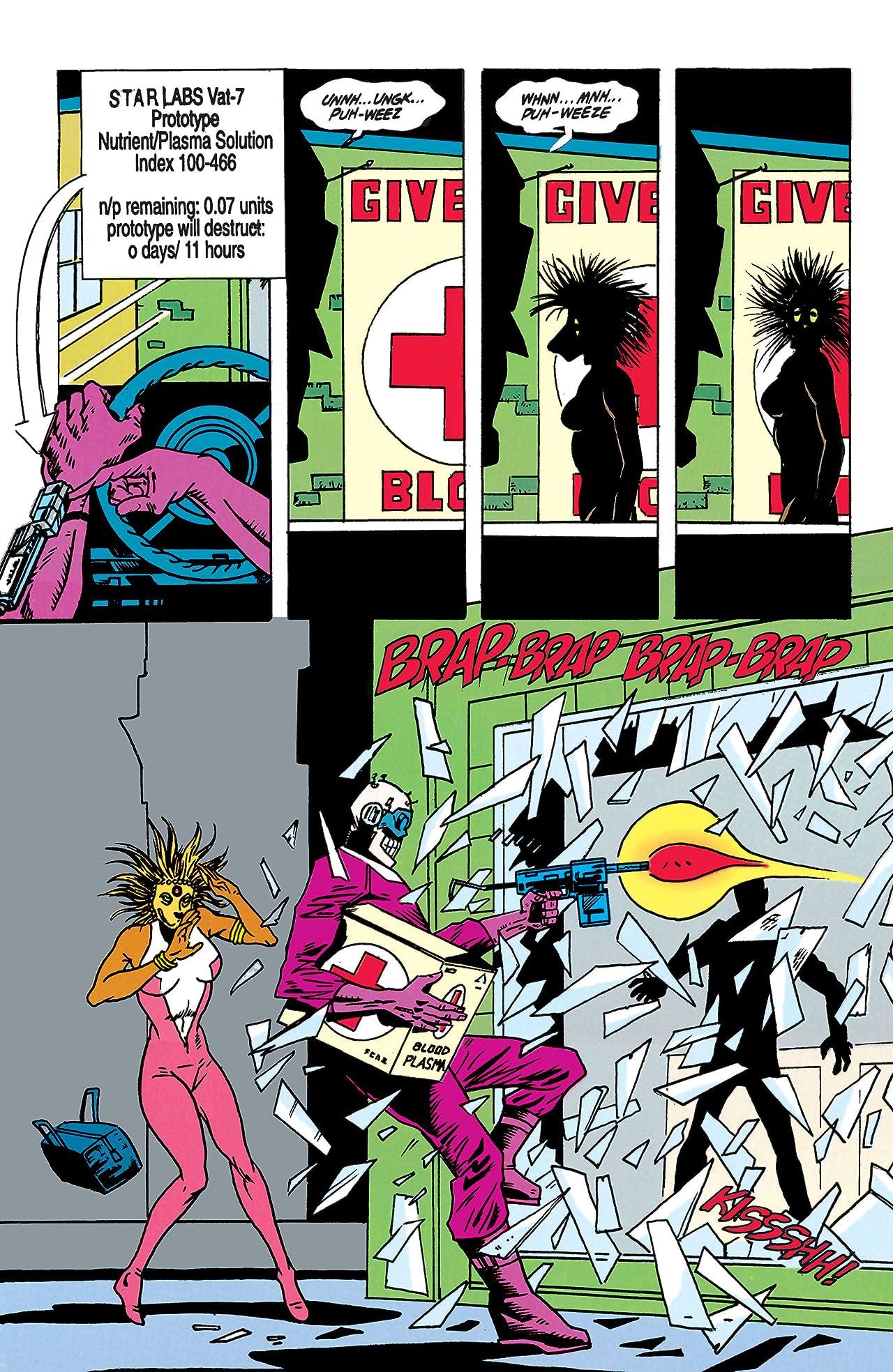 Animal Man (1988-1995) #44