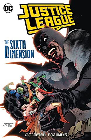 Justice League (2018-) Tome 4: The Sixth Dimension