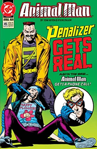 Animal Man (1988-1995) #45