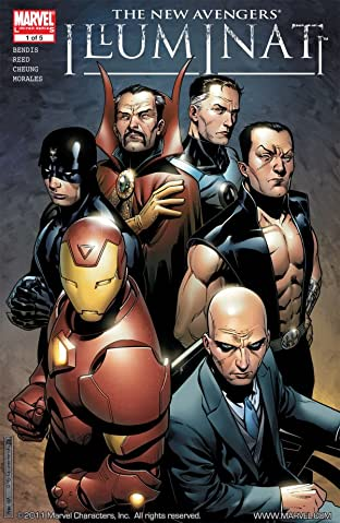 New Avengers: Illuminati No.1 (sur 5)