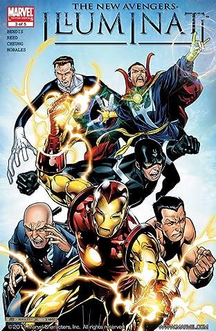 New Avengers: Illuminati #3 (of 5)