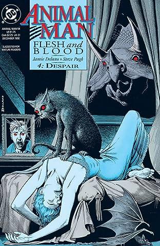 Animal Man (1988-1995) #54