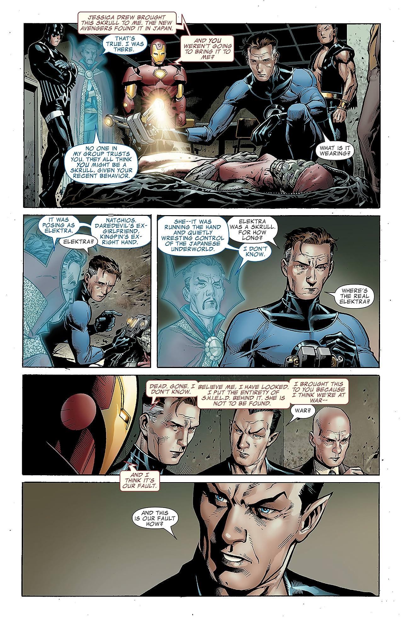 New Avengers: Illuminati #5 (of 5)