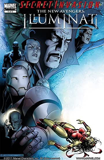 New Avengers: Illuminati #5 (of 5)
