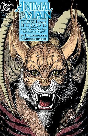 Animal Man (1988-1995) #56