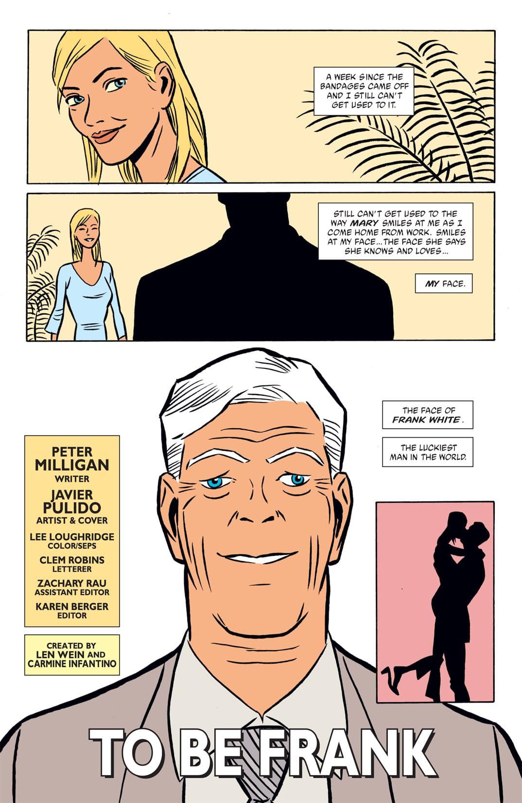Human Target (2003-2005) #1