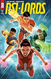 Psi-Lords (2019) #8