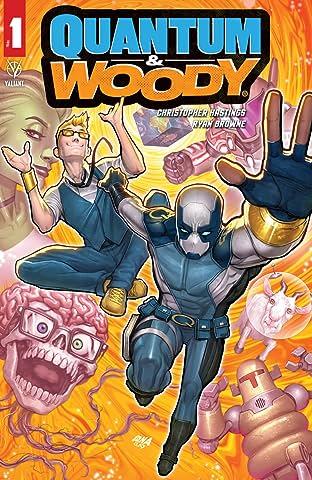 Quantum & Woody (2020) #1