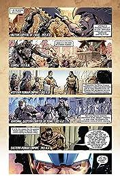 X-O Manowar by Matt Kindt Deluxe Edition Book 2 Vol. 2