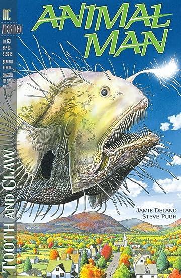 Animal Man (1988-1995) #63